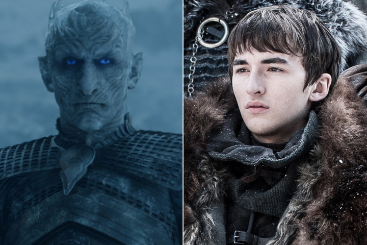 Bran to end up as the new Night King?