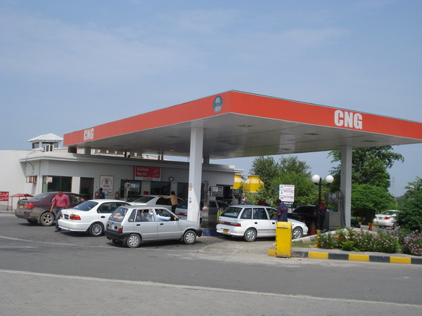 CNG-Stations