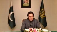 Prime Minister Imran Khan addressing nation from PM Office Islamabad on 31st October, 2018