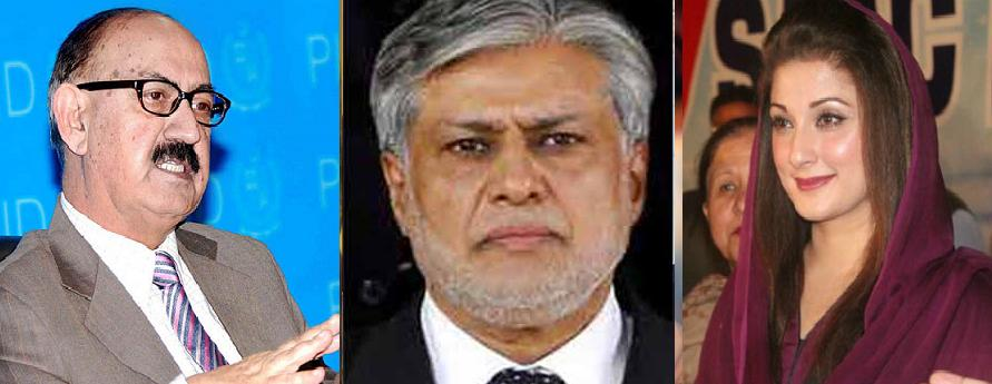 The three-key people who could have a vital say in the PM's decision.