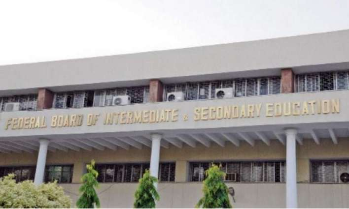Federal board issues revised schedule of matric, inter examinations